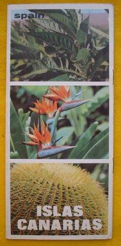 FOLLETO TURÍSTICO : ISLAS CANARIAS (Tourist brochure)