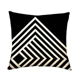 Vi.yo Geometrische Form Sofa Bett Home Decor Kissenbezug Candy Farbe Kissenbezug G-1