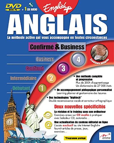 Pack English+ : Confirmé + Business, édition