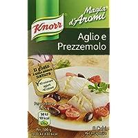 Knorr - Magia D'Aromi, Aglio E Prezzemolo, 8 Cubi -
