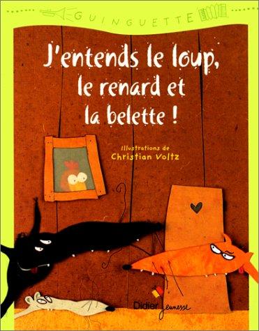 """<a href=""""/node/9066"""">""""J'entends le loup, le renard et la belette""""</a>"""