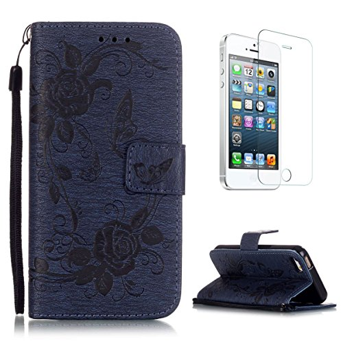 iphone-se-5s-5-leather-case-with-free-screen-protectorcasehome-butterfly-rose-flower-embossed-design