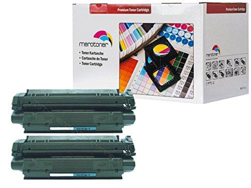 Preisvergleich Produktbild 2 x XXL Toner patrone Kompatibel zu Canon Cartridge T , Cartridge-T FX8 , FX 8 pour Canon PC- D 320 D320 / D340 D 340 Canon FAX-L 380 / L380 S / L 390 L390 / L 400 L400 Kompatibel