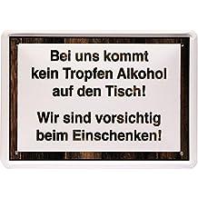 Suchergebnis auf Amazon.de für: Lustige Schilder Alkohol