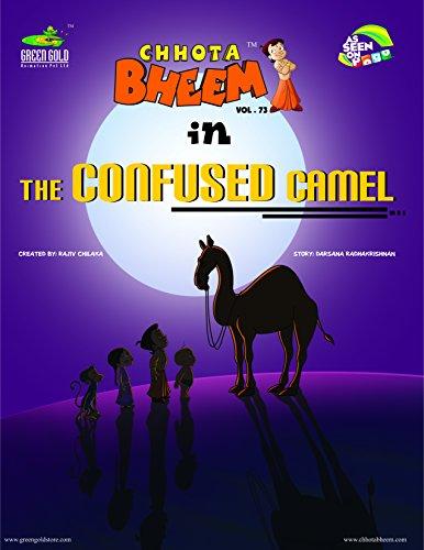 The Confused Camel (Chhota Bheem) (English Edition)