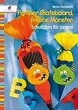 Panther, Skateboard, freche Monster: Schultüten für Jungen