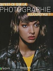 Qu'est-ce que la photographie aujourd'hui ?