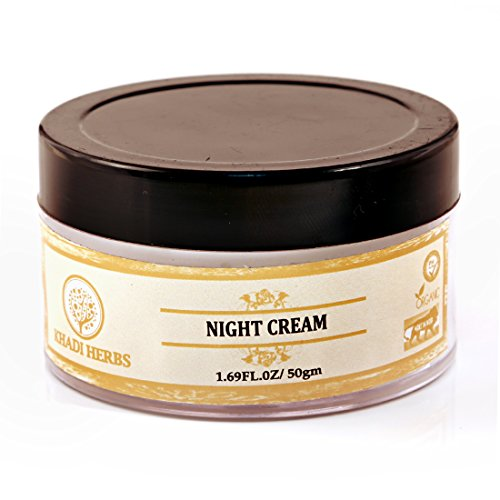 Khadi Herbs Cream, 50gm (Night Cream)  available at amazon for Rs.179