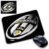 csm Informatica Mouse Pad Juventus calcio bianconeri Tappetino Mouse personalizzato con foto,logo ecc