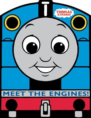 Thomas & Friends Meet the Engines (Thomas the Tank Engine & Friends)