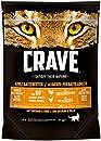 CRAVE Premium Trockenfutter für Katzen - mit Truthahn & Huhn, 5er Pack (5x750g)