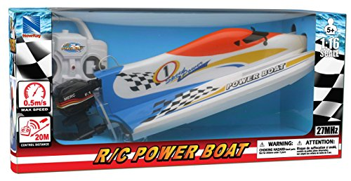 New Ray - 87843 - Radio Commandes - Bateau Tamoil F1 Power Boat