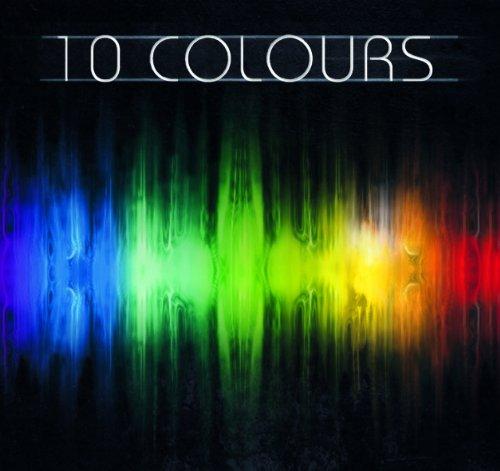 Karl Frierson: 10 COLOURS - Farben zum hören (Audio CD)