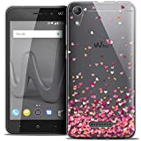 Caseink Coque pour Wiko Lenny 4 (5) Housse Etui [Crystal Gel HD Collection Sweetie...