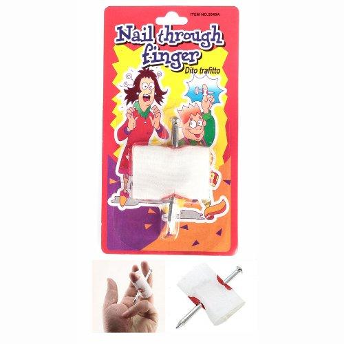 SYMTOP Grausam Kostümzubehör Halloween Dekoration Cosplay Trick Spielzeug Party Prop