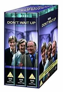 Don't Wait Up: Series 1 And 2 [VHS]