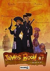 James Boon 07, Tome 1 : Les yeux de W