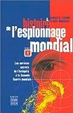 Histoire de l'espionnage mondial, tome 1 - Nouvelle édition