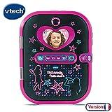 Vtech - Kidisecrets Selfie Music Elektronischer Terminplaner 163675, Schwarz