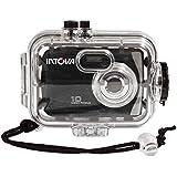 Intova Sport 10K Waterproof Digital Camera w/ 140 Waterproof Housing (japan import)
