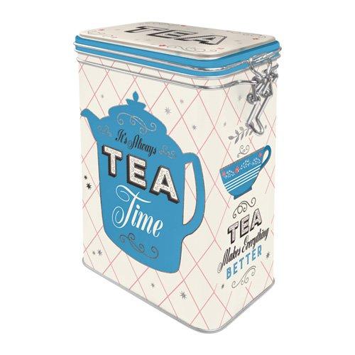 Nostalgic-Art 31109, Home y Country, Tea, aroma lata