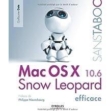 Mac OS X Snow Leopard Efficace