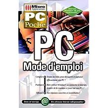 PC poche : PC mode d'emploi