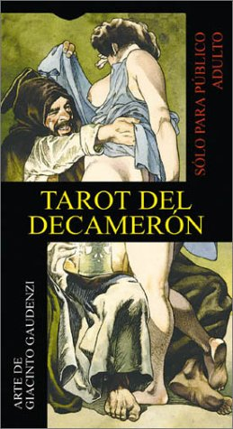 Descargar Libro Decameron Tarot Deck: Boxed 78-Card Set [With Instruction Booklet] [With Instruction Booklet] de Lo Scarabeo