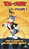 Tom And Jerry: Volume 3 [VHS]