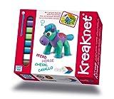 Noris Spiele 606310040 - KreaKnet Pferd