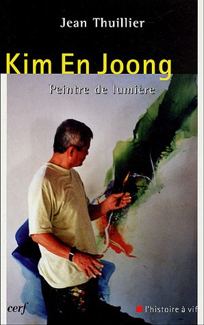 Kim En Joong : Peintre de lumière