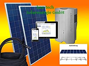 2000watt solaranlage photovoltaikanlage eigenverbrauch. Black Bedroom Furniture Sets. Home Design Ideas