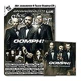 Sonic Seducer Jahresrückblick 2018 + 4-Track CD Kein Liebeslied / Trümmerkinder von Oomph!, Bands:Nightwish, Dead Can Dance, Mono Inc. u.v.a.