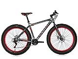 Bicicleta Fat Bike 26 x 4.0 Aluminio Shimano 21v, M-L (1,60-1,75m)