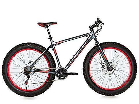 Shimano Tz 50 - Moma Bikes Vélo Fat Bike en aluminium