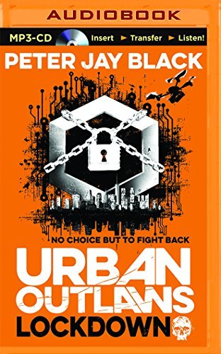 Lockdown (Urban Outlaws) by Peter Jay Black (2015-12-29)