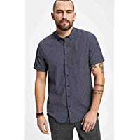 DeFacto Kısa Kollu Slim Fit Gömlek