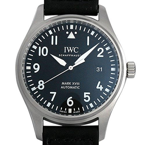 iwc-mens-40mm-black-leather-band-steel-case-s-sapphire-automatic-analog-watch-iw327001