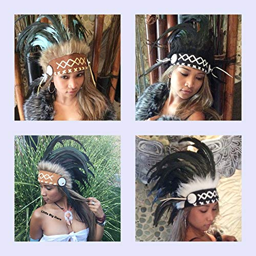 4 Federhauben, 4 War bonnet, Federhaube, Indianer Kopfschmuck, Karneval, Halloween, Fotoshooting, Federhaube Dekoration Kopfschmuck coiffe indienne Real Feather war bonnet Indian Headdress War bonnet Real Feathers Indian Headdress, Tocado indio, Federhaube Fotoshooting Neue Kollektion 2019 Little Big Horn