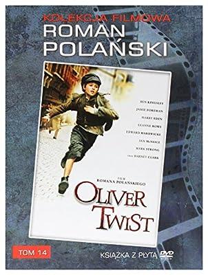 Oliver Twist (booklet) [DVD]+[KSIĄŻKA] [Region 2] (IMPORT) (Keine deutsche Version)