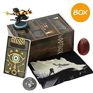 WOOTBOX Magic-Talla M Harry Potter recinto Regalo, 3665113003415, marrón, M