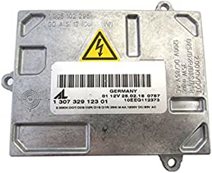 Carall Xb0123 Ballast Xenon Vorschaltgerät Steuergerät Kompatibel Mit 1307329123 Und 1307329293 Auto