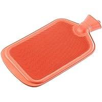 PEARL Wärmeflasche: XXL-Wärmflasche rot 3 Liter (Waermflasche) preisvergleich bei billige-tabletten.eu