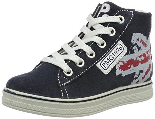 Primigi Pay 7622, Scarpe da Ginnastica Alte Bambino Blu (Navy)