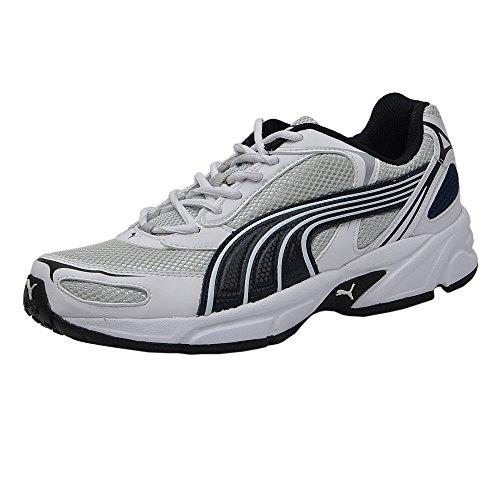 Puma Men's Aron Ind. White Boat Shoes – 8 UK/India (42 EU) 51K8IglZHyL