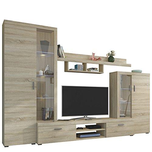 Wohnwand, Anbauwand Arten, Wohnzimmer Set, Modernes Mediawand, Schrankwand,  Wohnzimmerschrank, Trend