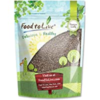 Food to Live Las semillas de chía (Kosher) (8 onzas)