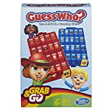 Hasbro Gaming Guess Who? Grab and Go Game