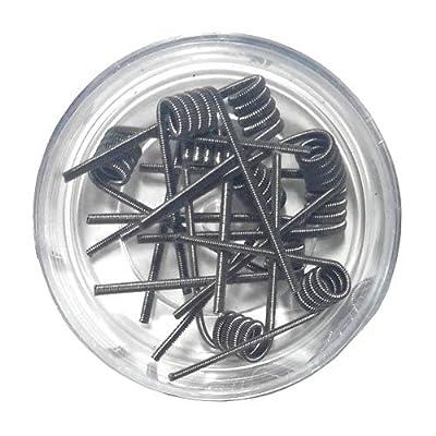 SYSTEM SMOKE Prebuilt Clapton coil (24GA+32GA) 3.0mm 0,5ohm von SYSTEM SMOKE