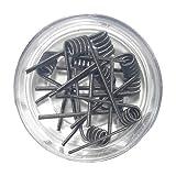 SYSTEM SMOKE Prebuilt Clapton coil (24GA+32GA) 3.0mm 0,5ohm